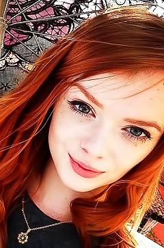 Sexy redhead sluts