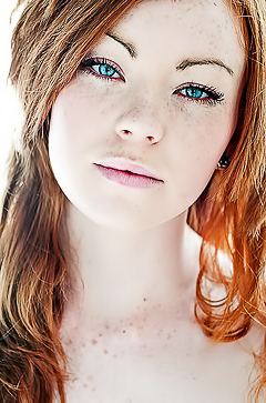 Loveful redhead babes