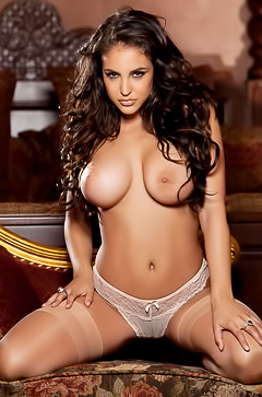 Jaclyn Swedberg - Playboy boobs