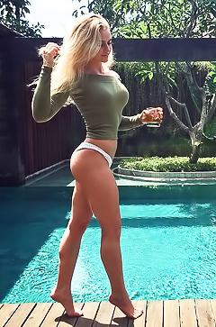 Nystrom nude anna Swedish Model