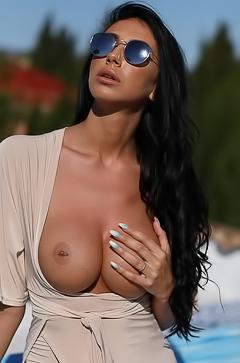 Jodie Leigh Fox  nackt