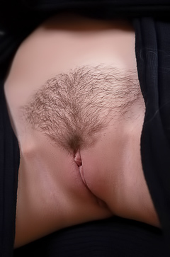 Doria A With Puffy Tits And Hairy Pussy